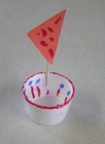 sailboat crafts for kids(create-kids-crafts.com)